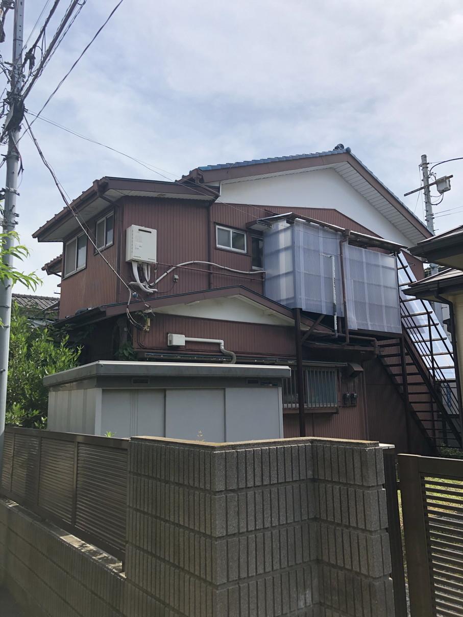 川崎市K様邸解体工事